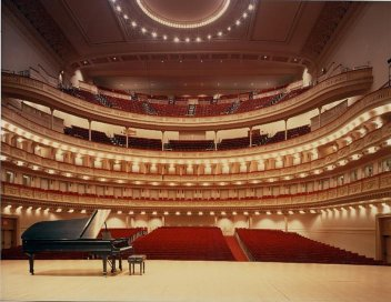 Learning to fly in Carnegie Hall
