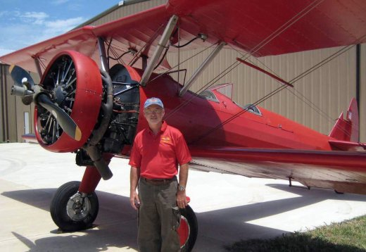 sport pilot and Stearman