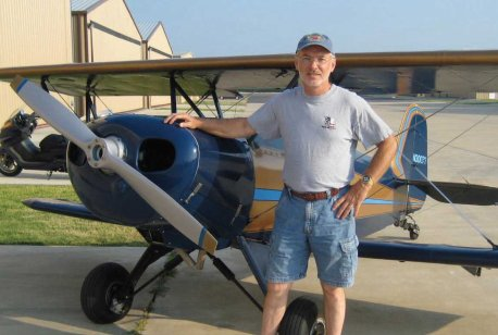 Sport Pilot Instructor with Smith Miniplane