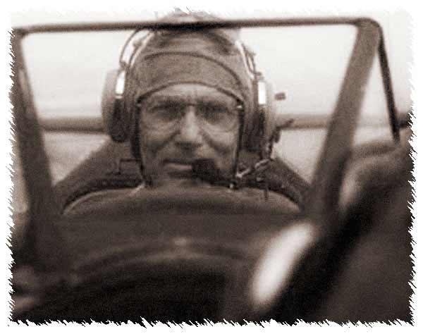 Stearman Pilot